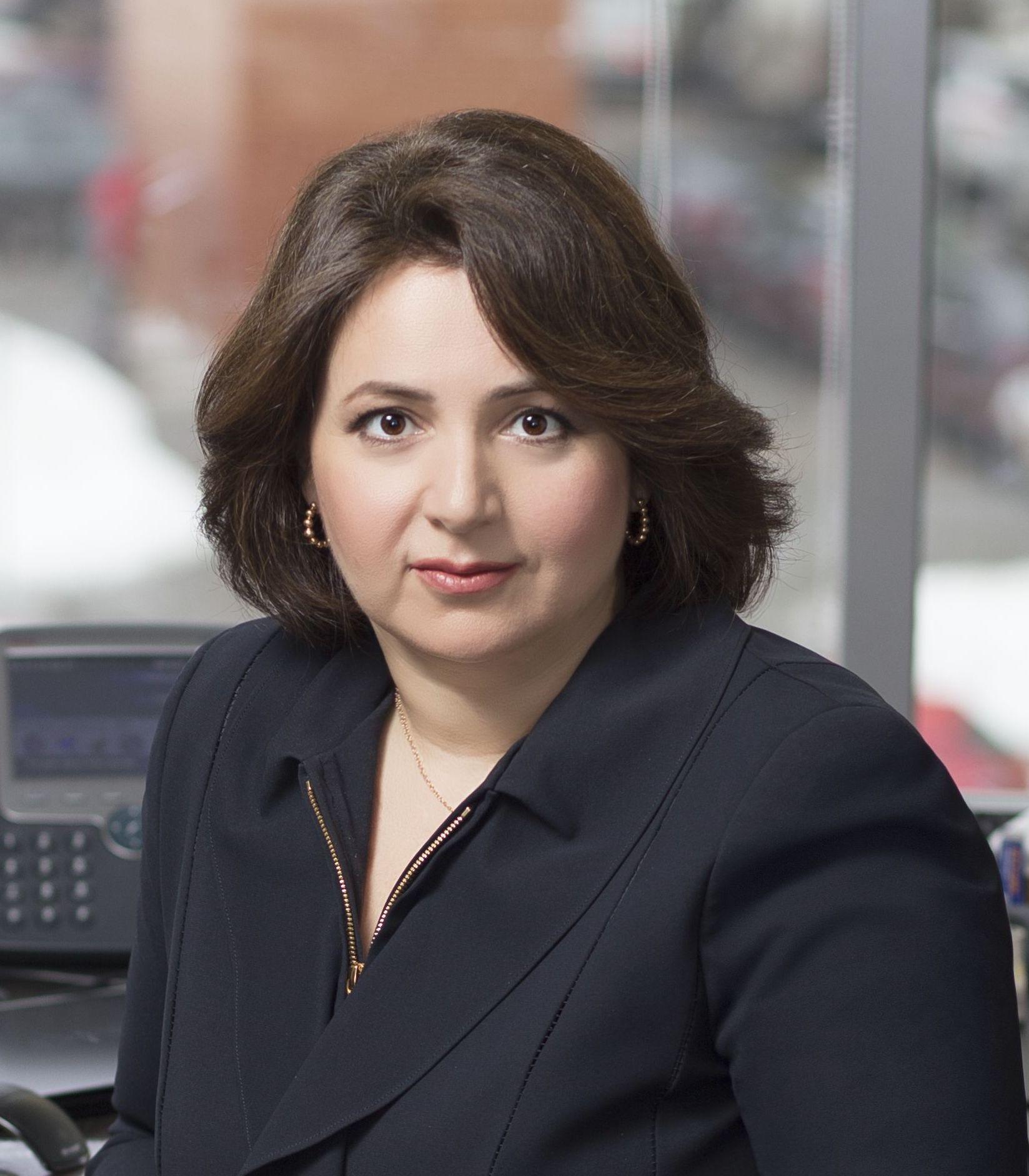 IBS Svetlana Balenova general director