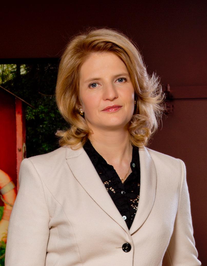 Natalya Kaspersky CEO InfoWatch