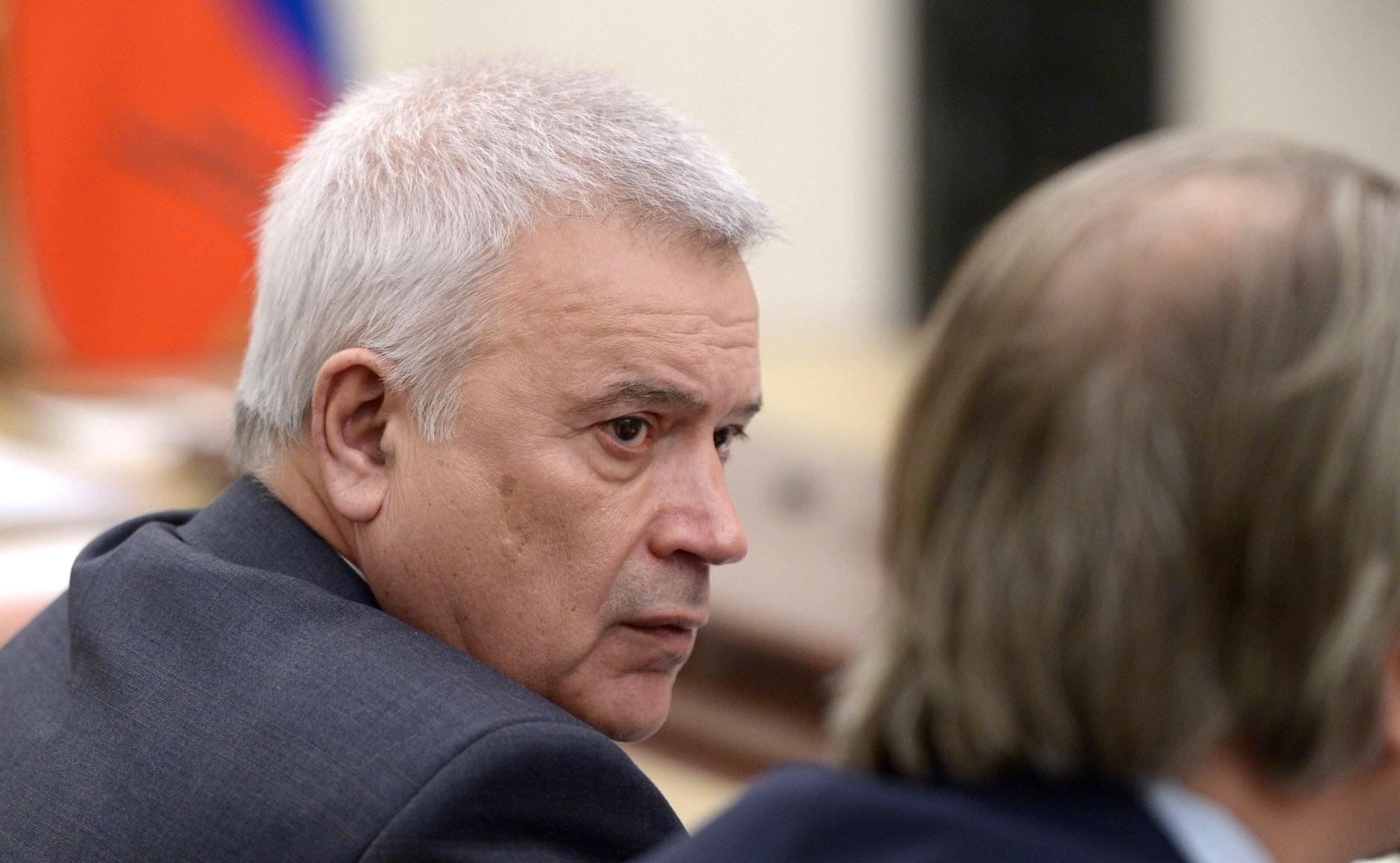 bnePeople Russia Lukoil CEO Vagit Alekperov kremlin.ru -2